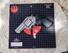 """The Ruger® GP100® 44 Special – """"A Packable Power Upgrade""""  Massad Ayob takes the GP100® to the range . . .  #Ruger #GP100 #revolver #44spl FMG Publications #accurate"""