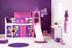 Lieve meisjes slaapkamer meisjeskamer pinterest - Deco meisjes slaapkamer ...