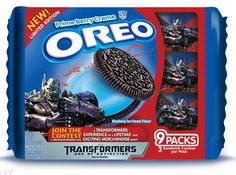 "OREO Brand Partners with Paramount Pictures for the release of Michael Bay's  ""Transformers: Age of Extinction"" 