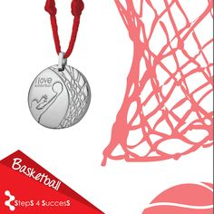 Basketball Fundraising Necklaces #Necklacefundraising #Fundraisingideas #Fundraiserideas #easyfundraising #basketballfundraisingideas