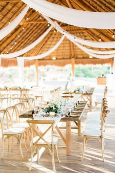A destination wedding held at the Finest Playa Mujeres in Cancun, Mexico. The couple and their guests traveled from Canada for the celebration of a lifetime.