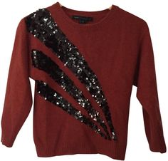 Marc By Marc Jacobs Sequin Jumper