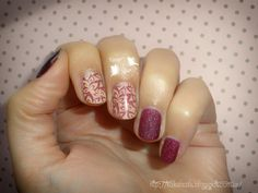 Nail art Bundle monster  Kiko Sugar mat