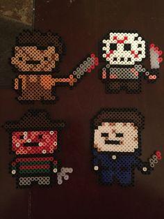 Horror crew