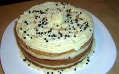 tort cu crema de sampanie