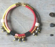 Matale Tribal Rope Necklace
