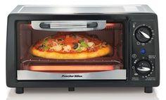 Proctor Silex Four-Slice Toaster Oven
