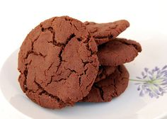 Chewy Vegan Chocolate-Raspberry Cookies. Add a box of fresh raspberries to the dough and smash them in a bit. Halve the almond extract and sub vanilla for the missing amount. Chocolate extract is nice in its place.