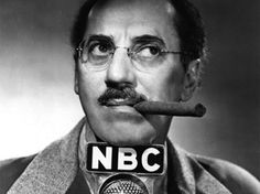 Groucho:quick-witted, controversial, perfect...
