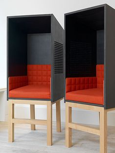 confession box chairs (beats the texas chair)