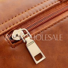 Trendy Women's Crossbody Bag With Solid Color and Cover Design