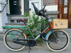 Cute Busybike Workcycles bersicht