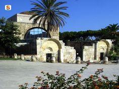 Cagliari, chiesa di San Saturnino