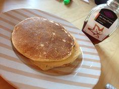 La gourmandise du matin : les pancakes!!
