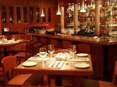Durham Restaurants - Fine Dining: Nana's Restaurant