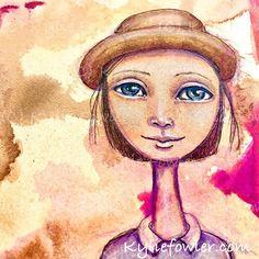 Sending love & peace. Testing art supplies from www.LuluArt.com.au. 🎨🖌️🖍️✏️✒️ #mixedmedia #aussieartist #luluart #mixedmediaartist #kyliefowler #artjournal #artjournaling #prismacolorpencils #tombowdualbrushpens #whites