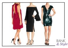 Rock it at every holiday party in these holiday dresses under $200