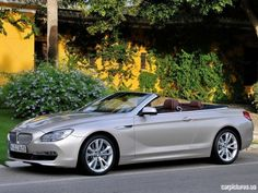 CAR..I would love 2be sporting - BMW Convertible