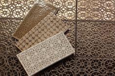 Rectangular tile by Pratt and Larson Ceramics