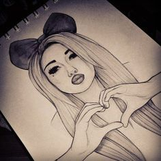 drawings of girls with swag - Google Search