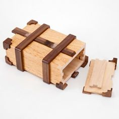 Amazon.com: Bits and Pieces Kamei Treasure Chest (difficulty 6 of 10): Toys & Games