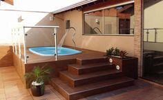 Meu canto preferido: 15 espaços de lazer com piscina   Minha Casa