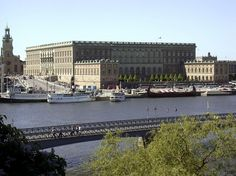 Stockholms slott Lejonbacken