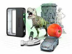 3D Systems Sense Scanner 3D: Amazon.fr: Informatique