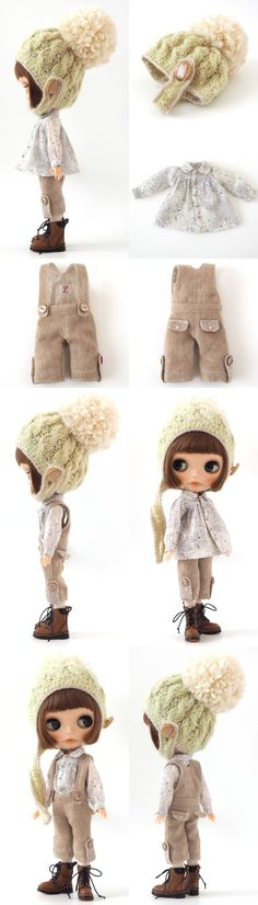 ** Blythe outfit ** Lucalily 524 ** - ヤフオク!