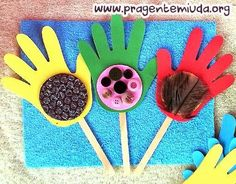 RECURSOS DE EDUCACION INFANTIL: SENTIDOS