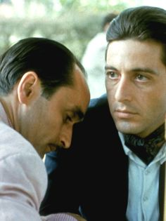 Al Pacino in The Godfather, Part II