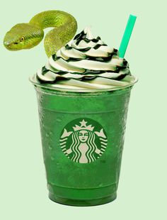 Starbucks' magical creature series, you need to try!