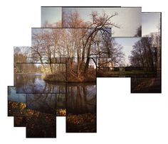 Panoramic Panograph by Barbara Werth