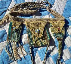 Canguro crochet