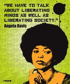 Angela Davis 02   FRANCO - Visual Activist