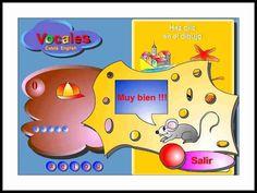 Infantil Mercedarias: Vocales