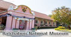 Ratchaburi National Museum displays art and ancient items of different periods found in the local area