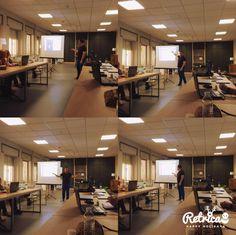 Inolvidable experiencia la de ayer como docente del curso de Community Management en Cofradías que durante estos días tiene lugar en La Noria Málaga.