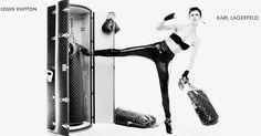 Karl Lagerfeld diseña una set de boxeo para Louis Vuitton valorado en US$ 175 000
