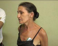 BLOG DO MAGO 25 HORAS: Mulher é presa após espancar mãe doente até a mort...