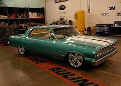 '64 Chevelle Malibu.