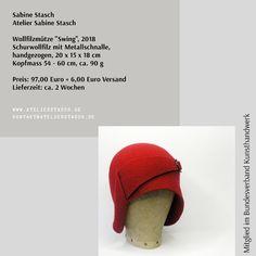 www.atelierstasch.de / Kunsthandwerk/Design/angewandte Kunst/ Textil / Hüte / Kopfbedeckung /Kappe  Der nächste Winter kommt bestimmt. Wärmende und schicke Kopfbedeckung. Little White, Beanie, Studio, Design, Headboard Cover, Arts And Crafts, Studios, Beanies