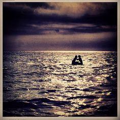...Però tu i jo no ens hem banyat mai al mar, al mar, al mar... -Foto from Instagram-