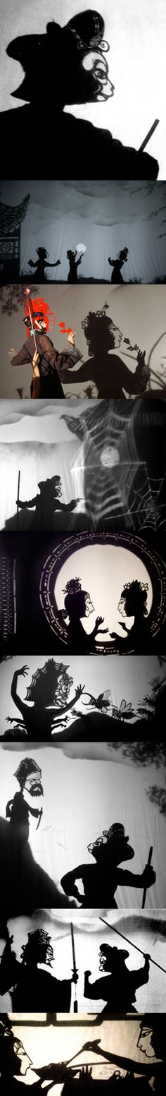 ShadowLight Productions - shadow puppetry | puppet theatre