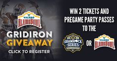 2016 Gridiron Giveaway - 2 Tickets to either Notre Dame/Army or... sweepstakes IFTTT reddit giveaways freebies contests