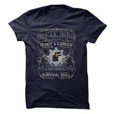 Industrial Engineer Is Not A Career T Shirt, Hoodie, Sweatshirt