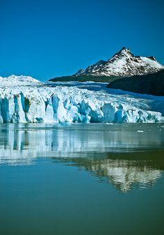 Glaciar Grey Patagonia