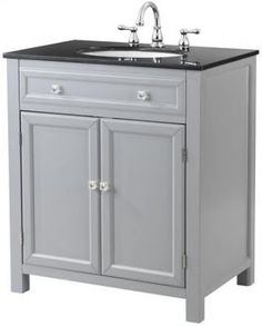 Ziemlich Bathroom Vanities logan double vanity sink $3195 | shopping || bathroom + kitchen