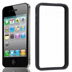 """Pour """"bumper"""" votre iPhone 4 de la couleur de votre choix, optez pour le bumper iPhone 4 couleur ! A offrir pour toute occasion, ce cadeau original donnera de la couleur à votre téléphone... Color power ! Ainsi, pour trouver les accessoires les plus tendances pour votre iPhone, rendez-vous sur http://www.pinklemon.fr ! Pinklemon, le zeste de gadget pas cher !"""