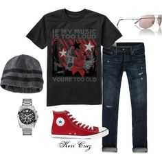 Teenage Boys Fashion